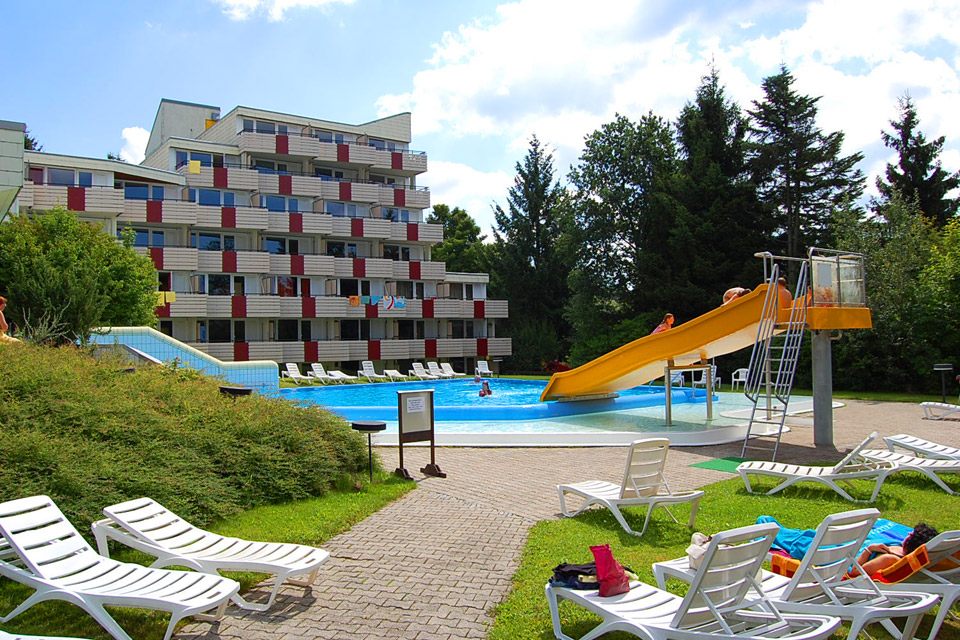 Hotel In St Engelmar All Inclusive